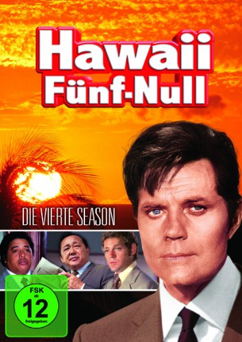 Hawaii Five-Null - Die vierte Season [6 DVDs]