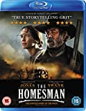 The Homesman [Blu-ray] [2014]