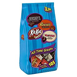 Hershey's All Time Great Snack Size Assortment from Hershey's