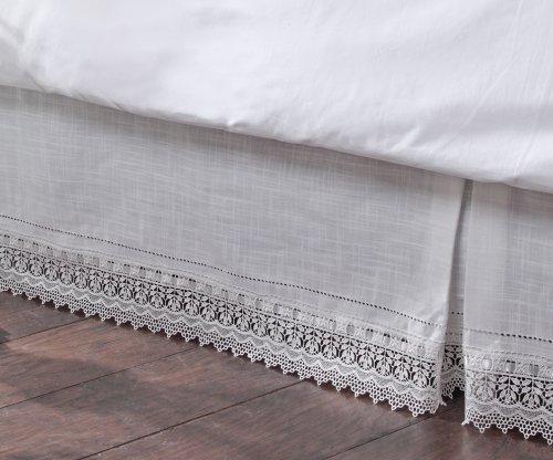 Bed Skirt Full front-84703