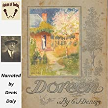 Doreen: A Verse Novel in the Australian Vernacular (       UNABRIDGED) by Clarence James Dennis Narrated by Denis Daly