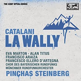 Catalani: La Wally - The Sony Opera House