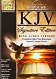 KJV Signature Edition Bible: Complete Old & New Testament