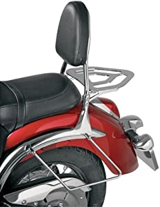 Show Chrome Accessories 71-319 Sissy Bar Backrest