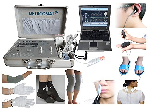 Foot Leg And Knee Pain Treatment Medicomat-291L Quantum Diagnostic And Therapy Unit