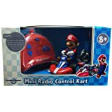 Super Mario Bros. Mario Kart Small Radio Control Car
