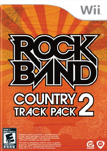Rock Band : Country Track Pack 2 [USA] (EXclue) [FS]