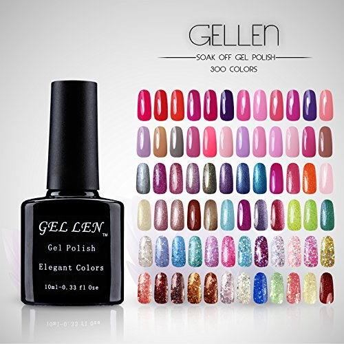 Gellen-1Pc-Gel-Nail-Polish-Uv-Gel-Colors-10ml-Group-04