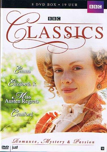 bbc-classics-collection-4-vol9-4-tv-mini-series-emma-elizabeth-r-miss-austen-regrets-cranford-import