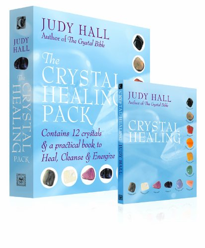 Crystal Healing Pack