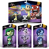 Disney Infinity 3.0: Inside Out Toy Bundle - Amazon Exclusive