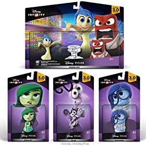 Disney Infinity 3.0: Inside Out Toy Bundle - Amazon Exclusive