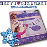 Disney Frozen 10 Foot Banner - Add an Age
