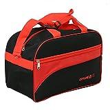 #5: Kuber Industriestm Travel Duffle Luggage Shoulder Bag With Inner Pocket- Black