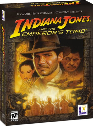 51FR0R224ML Cheap Price Indiana Jones and the Emperors Tomb