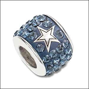 NFL Dallas Cowboys Premier Bead