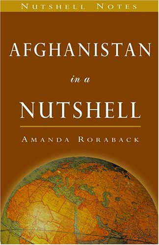 Afghanistan in a Nutshell Nutshell Notes Series  The World in a Nutshell097029591X