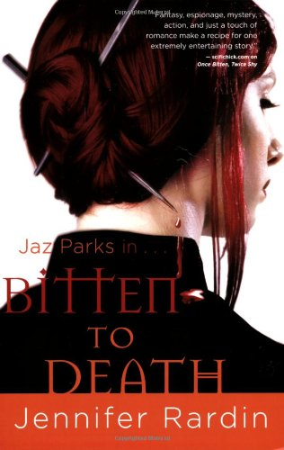Image of Bitten to Death (Jaz Parks, Book 4)