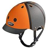 Nutcase Gen 3: Trucker Orange Helmet by Nutcase