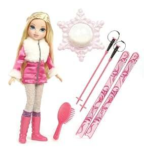 Moxie Girlz Moxie Girlz Moxie Girlz Magic Glitter Snow Doll Avery