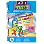 """LeapPad: Leap 2 Math – """"The Great Dune Buggy Race"""" Interactive Book and Cartridge"""