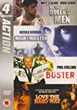 All the Queen's Men/Nightmaster/Buster/Love the Hard Way [DVD]
