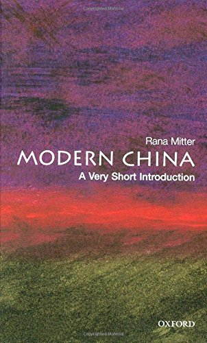 Modern China: A Very Short Introduction (Very Short Introductions)