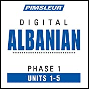 Albanian Phase 1, Unit 01-05: Learn to Speak and Understand Albanian with Pimsleur Language Programs |  Pimsleur