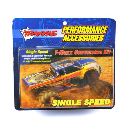 Traxxas Single-Speed Conversion