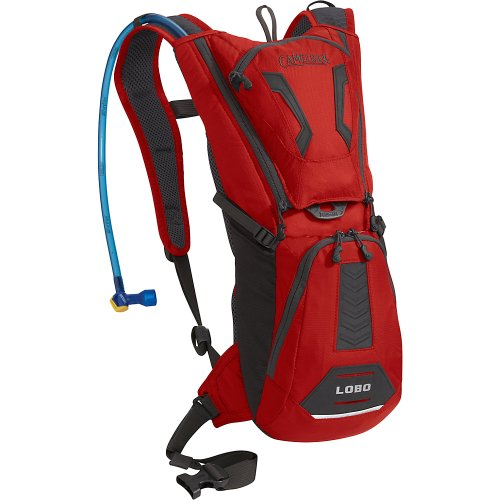 Camelbak Lobo 3 Litre Hydration Pack - Red, 100oz
