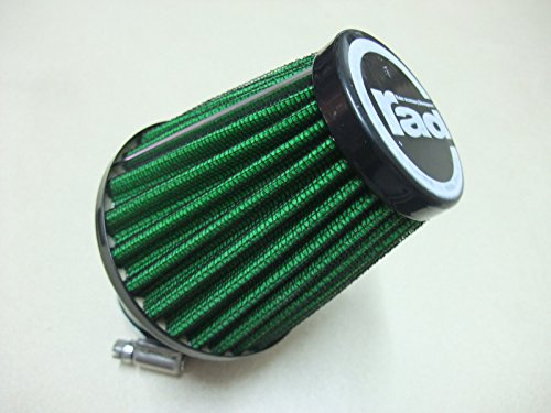 HIFROM(TM) Universal Racing Air Filter 48mm Intake scooters Moped ATV GO KART GY6 125 150CC Green (Go Kart Racing Parts compare prices)