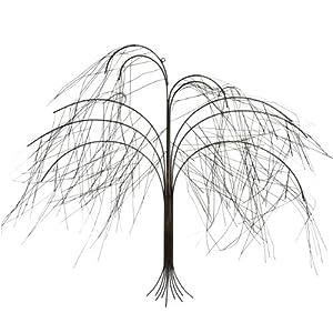 109cm WILLOW TREE IRON METAL WALL ART: Amazon.co.uk