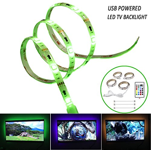 bias-lighting-led-tv-backlight-strip-usb-powered-multi-color-rgb-tape-emotionlite-color-changed-with
