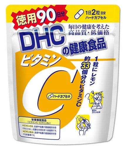 DHC ビタミンC ハードカプセル 180粒
