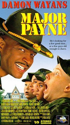 Major Payne [VHS]