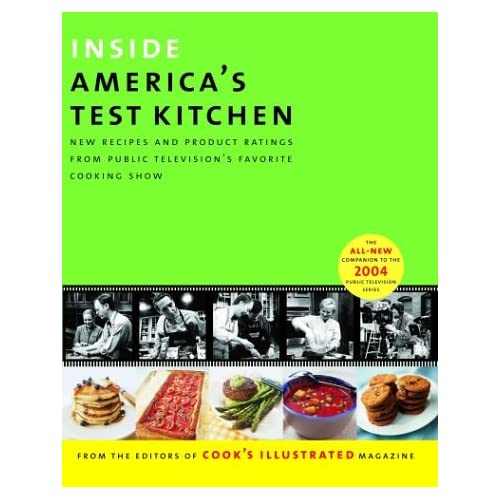Inside America's Test Kitchen (book)