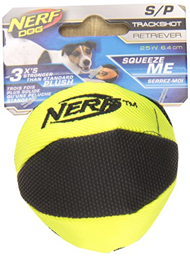 Trackshot Retriever Ball With Squeaker - 1