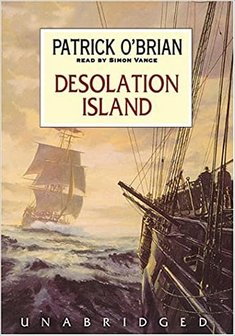 Desolation Island (Aubrey-Maturin series, Book 5)(Library Edition) (Patrick O'Brian)