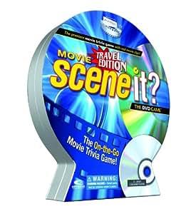 Scene It? Movie Travel DVD Game