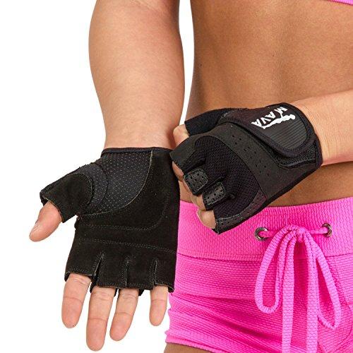 Mava Fitness Gloves: Mava Sports Training Gloves For Men And Women (Black