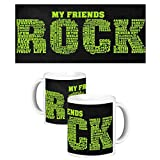 ToduGift Friends Rock mug