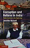 img - for Corruption and Reform in India: Public Services in the Digital Age book / textbook / text book