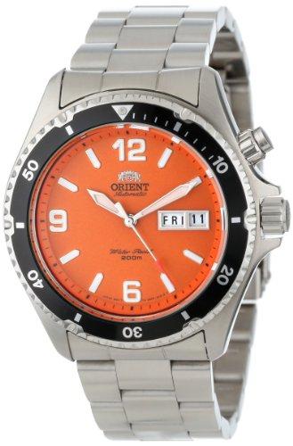 Best deals on watches orient your new watch - Orange dive watch ...