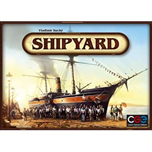 Shipyard Board Game!