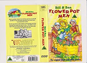 Bill and ben vhs amazon co uk video