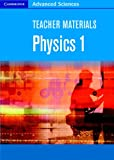 Teacher Materials Physics 1 CD-ROM (Cambridge Advanced Sciences)