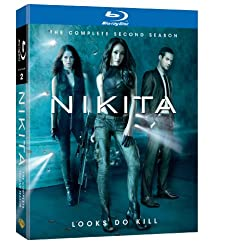 Nikita: The Complete Second Season [Blu-ray]