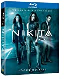 Nikita: The Complete Second Season [Blu-ray] [US Import]