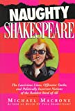 Naughty Shakespeare (0836227573) by MacRone, Michael