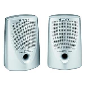 Amazon - Sony SRS-P7 Passive Portable Stereo Speakers - $4.77